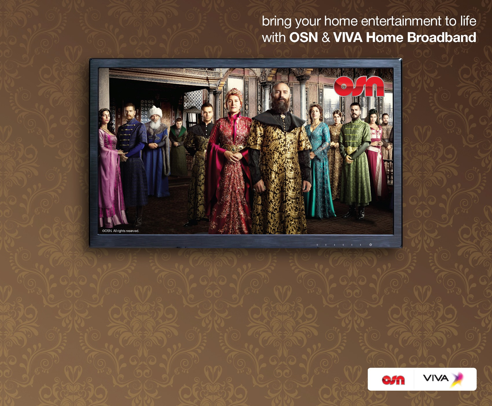 VIVA partners with OSN to offer enhanced home entertainment and